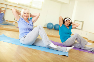What Type of Exercise Slows Down the Aging Process?